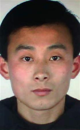File handout picture shows Chen Kegui, nephew of blind Chinese activist Chen Guangcheng