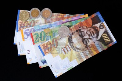 10995493-carta-moneta-e-moneta-valuta-shekel-israeliano