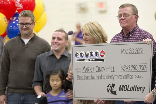 Powerball Winners