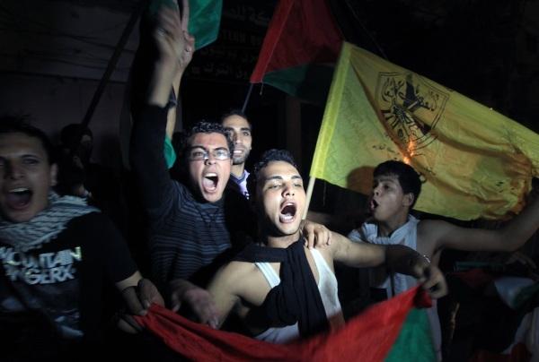 PALESTINIANS-ISRAEL-CONFLICT-GAZA