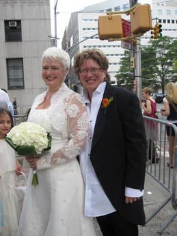 USA:SVOLTA STORICA,A NY PRIME NOZZE GAY FRA LUNGHE CODE