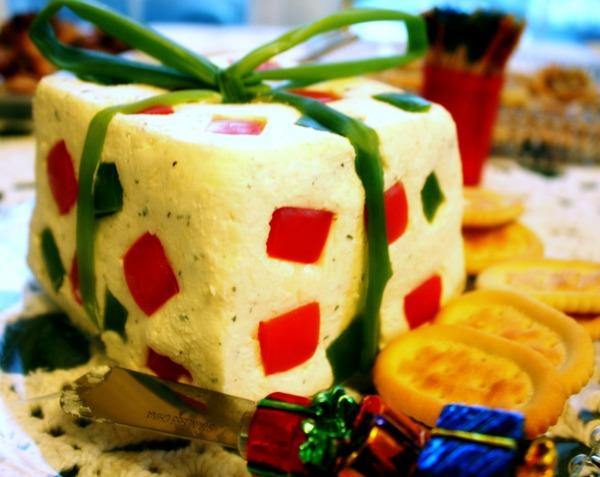 cheeseball-present