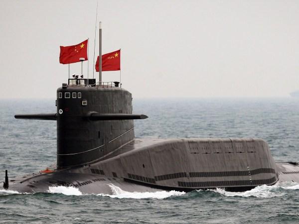 CHINA_Chines_submarine