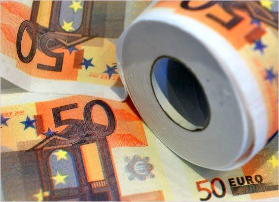 Finanza Mondiale ovvero beni in cambio di carta colorata