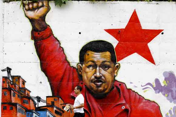 Hugo-Chávez-Venezuela