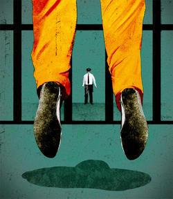 jail hanging