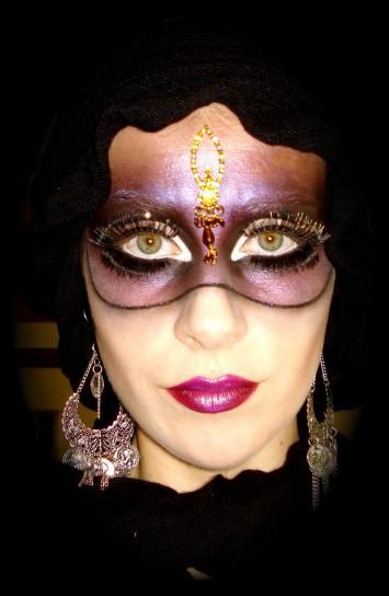make-up-gotico