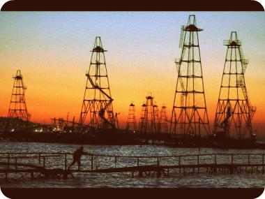 petrolio ponteggi