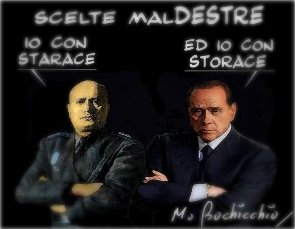 SCELTE MALDESTRE