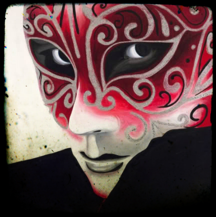 silver_flair_mask_painting_magnet-d