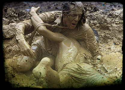 wrestling-in-mud