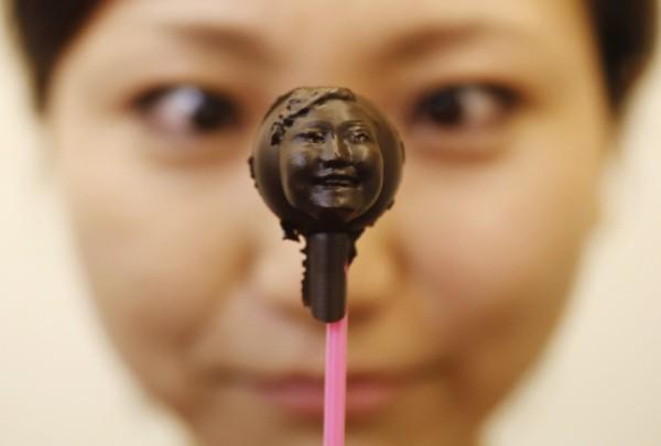 fidanzato di cioccolata