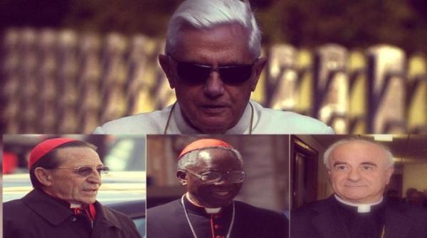 vatileaks -papa-cardinali