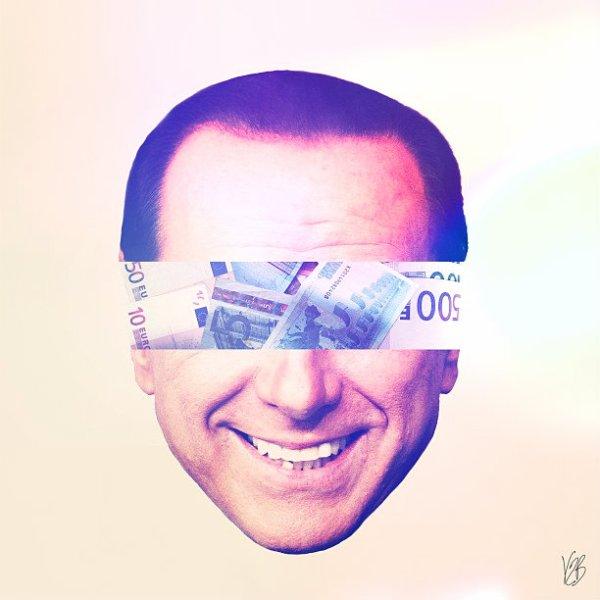 silvio berlusconi-ricchezza-parlamento-elezioni 2013