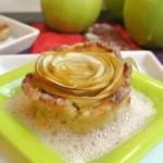 charlotte di mele