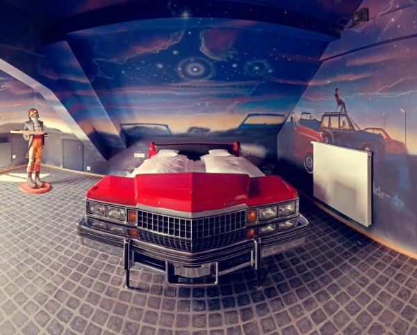 hotel auto