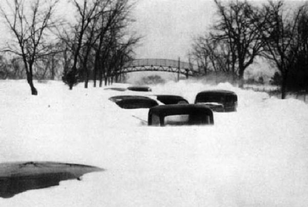 Armistice Day Blizzard, 11-12 novembre, 1940