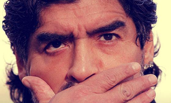 Diego-Maradona-fiocco azzurro