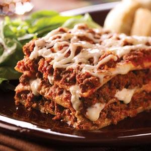 carne di cavallo in lasagne