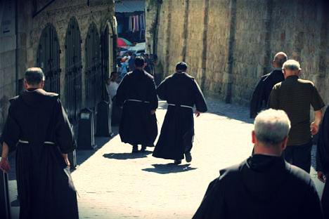 Francescani Gerusalemme