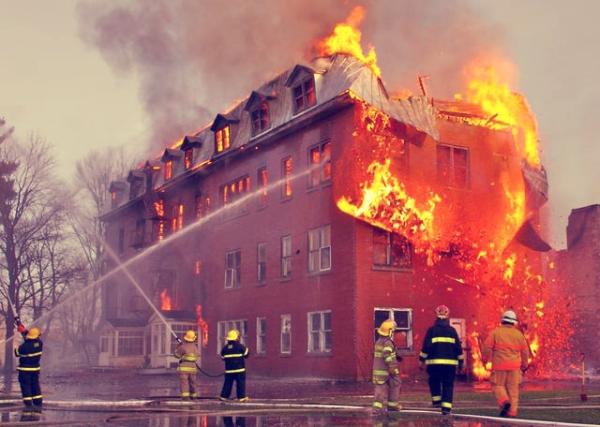 incendio - fatebenefratelli