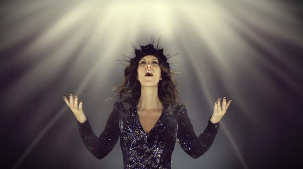 Laura-Pausini-figlia paola- paolo carta