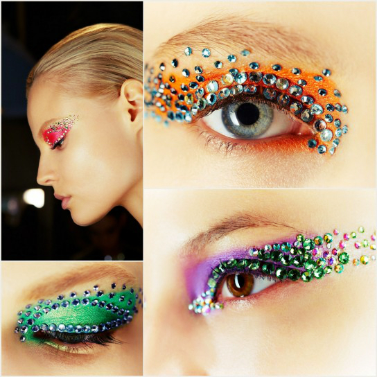 make-up-occhi-estivo-con-strass