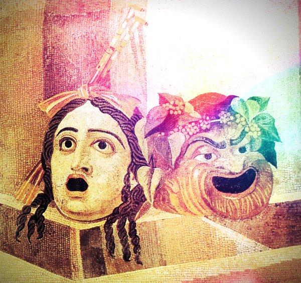 maschera-tragica-e-comica