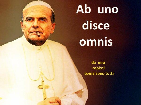 papa Bersani