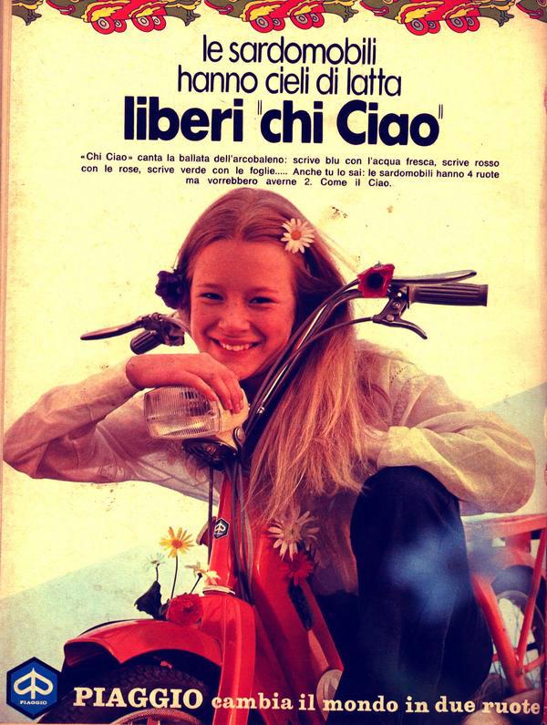 ciao  '70