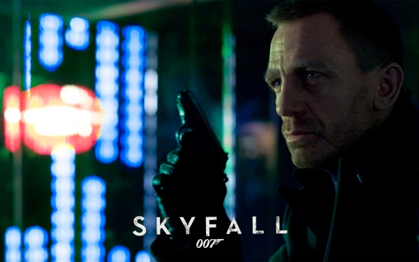 Original Film Music Winner: Skyfall