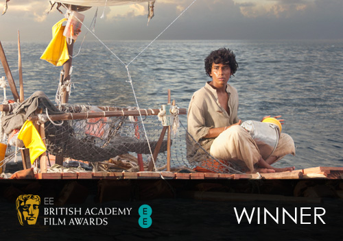 Cinematography Winner: Life Of Pi