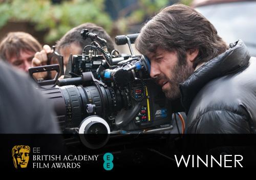 Director Winner:  Ben Affleck