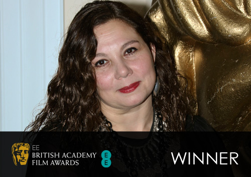 Outstanding British Contribution to Cinema Winner: Tessa Ross