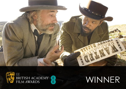 Supporting Actor Winner: Christoph Waltz