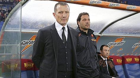 aurelio andreazzoli- Campionato di Serie A 2012-13 - Roma-tuttacronaca