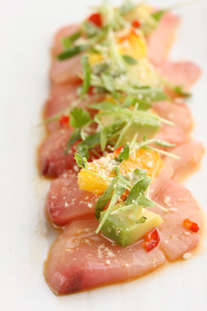 sashimi di tonno-beauty & essex-tuttacronaca