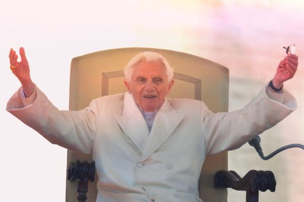 papa emerito- benedetto XVI- tuttacronaca