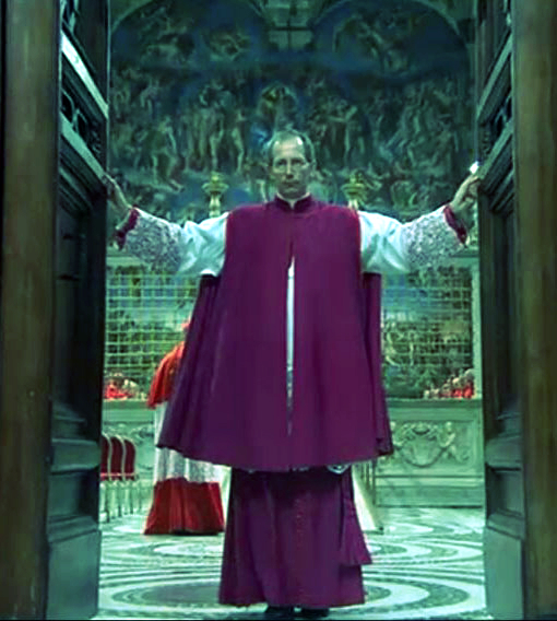 cardinal Marini- extra omnes- tuttacronaca