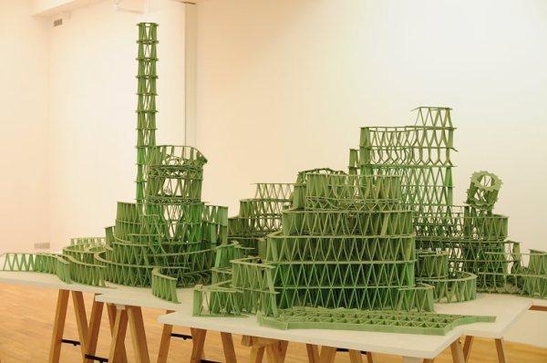 Jeremy Laffon-tutatcronaca-chewing gum-gomma da masticare-arte-artista