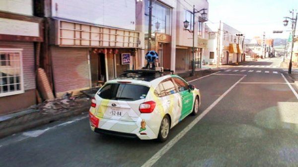 japan-fukuhima-google-car-tuttacronaca