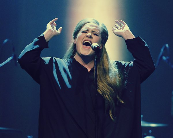 Adele-michelle obama- tuttacronaca
