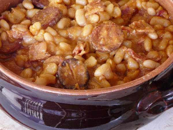 fagioli-salsicce-john-wayne-style- tuttacronaca