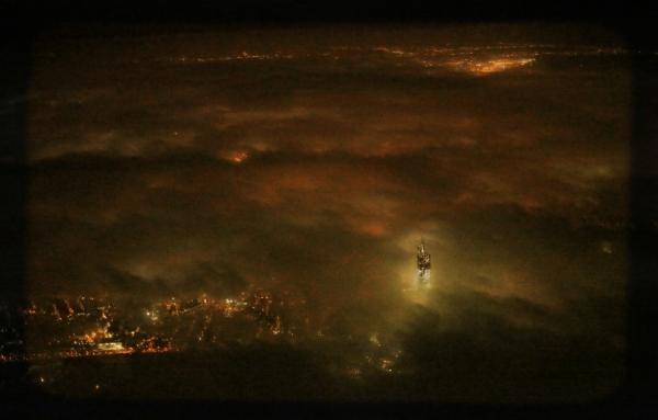 freedom- tower-new york- cloud- nuvole-foto-giorno
