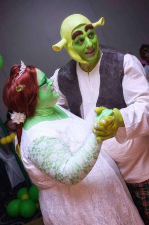 shrek - fiona-matrimonio-nozze-tuttacronaca