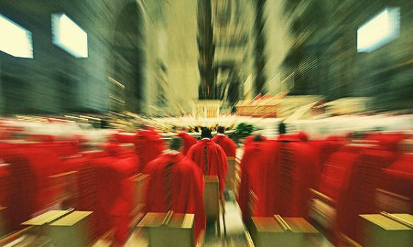Conclave- papa- messa-pro eligendo - tuttacronaca