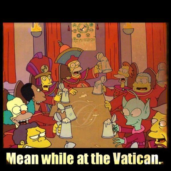 conclave papa americano obama - tuttacronaca