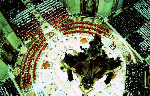 conclave- tuttacronaca