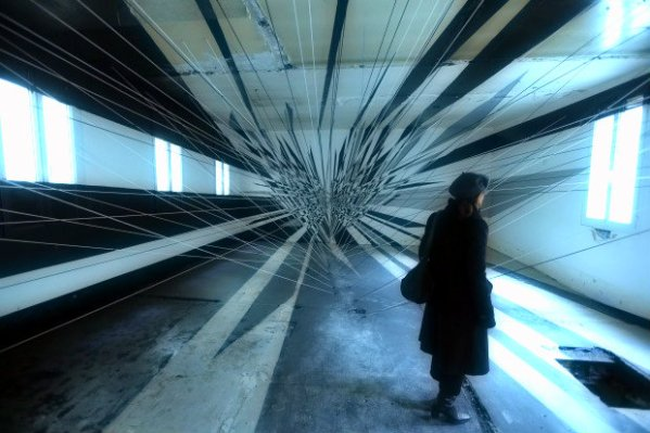 Les Bains Douches- discoteca- francese-galleria-arte