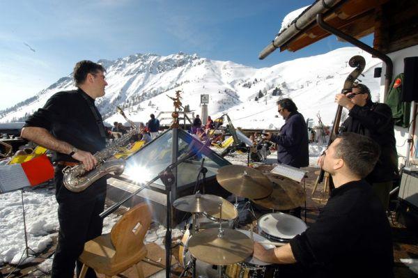 tuttacronaca- fiemme- ski- jazz- inverno